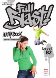 Зошит вчителя Full Blast B2 Workbook Teacher's edition