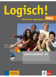 Книга вчителя Logisch! neu В1 Lehrerhandbuch