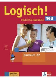 Підручник Logisch! neu A2 Kursbuch