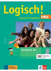 Підручник Logisch! neu В1 Kursbuch