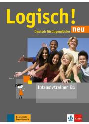 Посібник з граматики Logisch! neu В1 Intensivtrainer