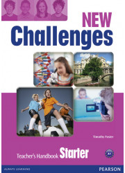Книга вчителя New Challenges Starter Teacher's Handbook