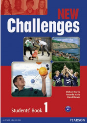 Підручник New Challenges 1 Students' Book