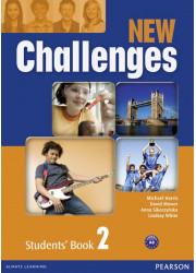 Підручник New Challenges 2 Students' Book