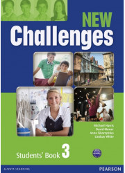 Підручник New Challenges 3 Students' Book