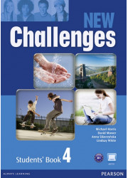 Підручник New Challenges 4 Students' Book