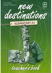 Книга вчителя New Destinations Elementary A1.2 Teacher's Book
