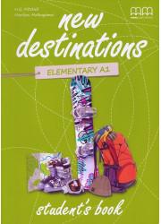 Підручник New Destinations Elementary A1.2 Student's Book