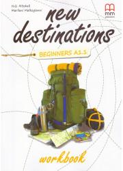 Зошит New Destinations Beginners A1.1 Workbook