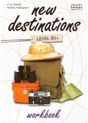 Зошит New Destinations B1+ Workbook