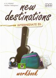 Зошит New Destinations Intermediate B1 Workbook
