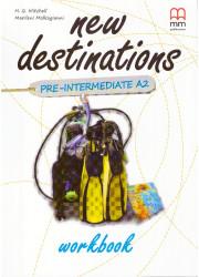 Зошит New Destinations Pre-Intermediate A2 Workbook