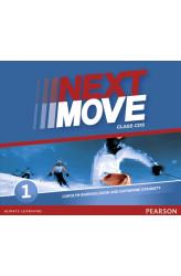 Аудіо диск Next Move 1 Class Audio CD