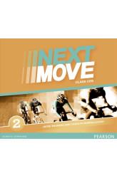 Аудіо диск Next Move 2 Class Audio CD