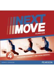 Аудіо диск Next Move 4 Class Audio CD
