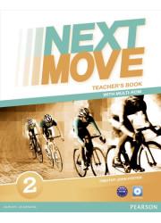 Книга вчителя Next Move 2 Teacher's Book