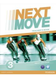 Книга вчителя Next Move 3 Teacher's Book