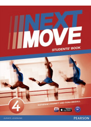 Підручник Next Move 4 Student's Book