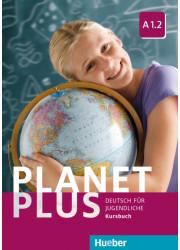 Підручник Planet Plus A1.2 Kursbuch