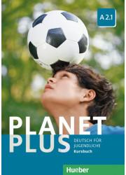 Підручник Planet Plus A2.1 Kursbuch