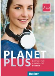 Підручник Planet Plus A2.2 Kursbuch