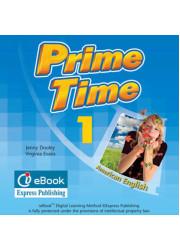 Інтерактивний додаток Prime Time 1 ieBook