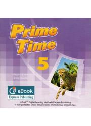 Інтерактивний додаток Prime Time 5 ieBook