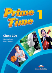Аудіо диск Prime Time 1 Class Audio CDs