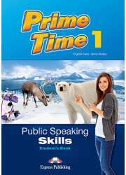 Підручник Prime Time 1 Public Speaking Skills Student's Book
