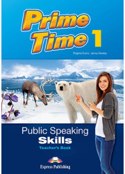 Книга для вчителя Prime Time 1 Public Speaking Skills Teacher's Book