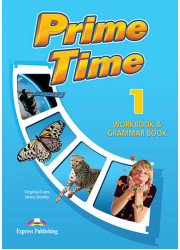 Зошит Prime Time 1 Workbook & Grammar Book