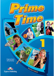 Книга вчителя Prime Time 1 Teacher's Book