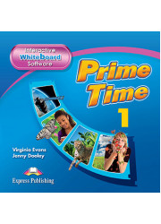 Диск для IBW Prime Time 1 Interactive Whiteboard Software