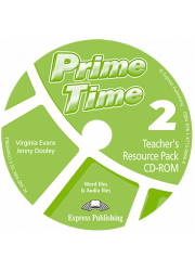Диск з тестами Prime Time 2 Teacher's Resourse Pack CD-ROM