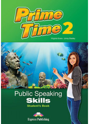 Підручник Prime Time 2 Public Speaking Skills Student's Book