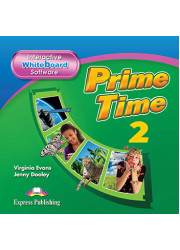 Диск для IBW Prime Time 2 Interactive Whiteboard Software