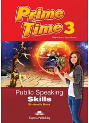 Підручник Prime Time 3 Public Speaking Skills Student's Book