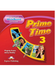 Диск для IBW Prime Time 3 Interactive Whiteboard Software
