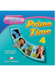 Диск для IBW Prime Time 4 Interactive Whiteboard Software