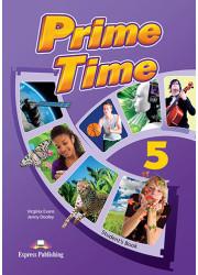 Підручник Prime Time 5 Student's Book