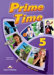 Книга вчителя Prime Time 5 Teacher's Book