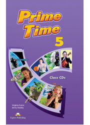 Аудіо диск Prime Time 5 Class Audio CD mp3