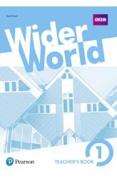 Книга вчителя Wider World 1 Teacher's Book with Access code for MyEnglish Lab & Extra Online Homework + DVD-ROM Pack
