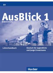 Книга вчителя AusBlick 1 Lehrerhandbuch