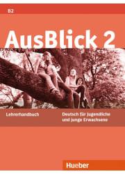 Книга вчителя AusBlick 2 Lehrerhandbuch