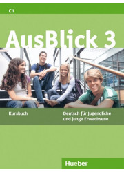 Підручник AusBlick 3 Kursbuch