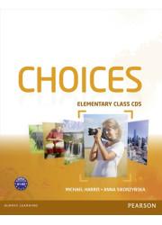 Аудіо диск Choices Elementary Class Audio CD