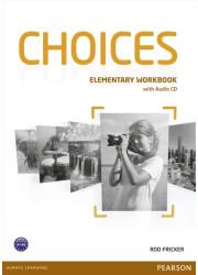 Робочий зошит Choices Elementary Workbook & Audio CD Pack