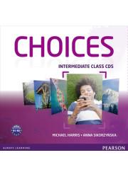 Аудіо диск Choices Intermediate Class Audio CD