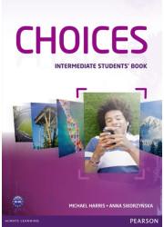 Підручник Choices Intermediate Students' Book